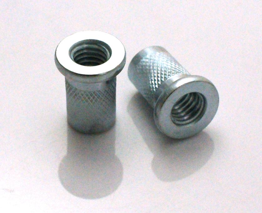 Aluminum nut processing CNC Rapid Prototype